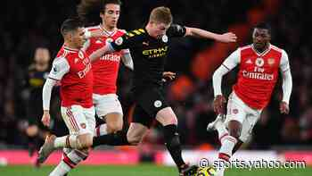 Extended highlights: Arsenal 0, Manchester City 3