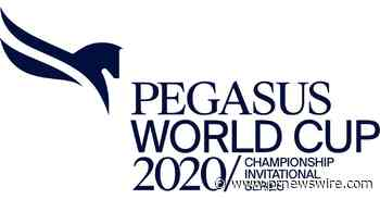 The 2020 Pegasus World Cup Championship Invitational Series Will Be Medication-Free And Will Give Back To Horse Care