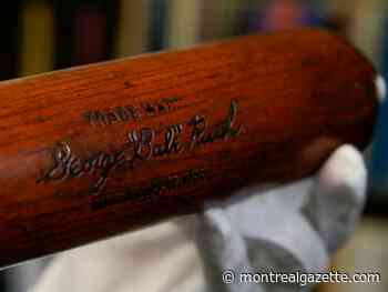 Babe Ruth 500th home run bat sells for more than $1 million