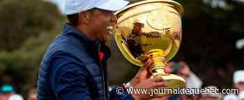 Tiger Woods, le capitaine