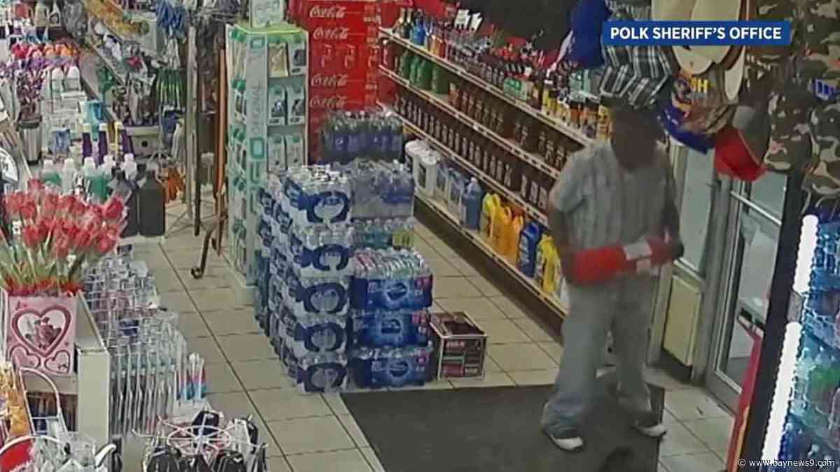 All That for a Pepsi? Mulberry Man Arrested Following Failed Soda Theft
