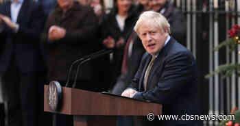 How misinformation was spread ahead of U.K. election