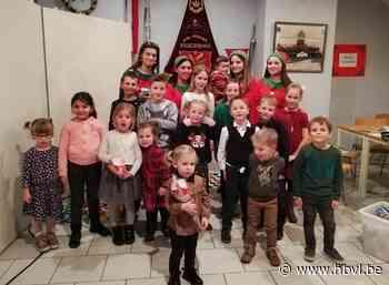 Kerstfeest bij K.H. Broederband