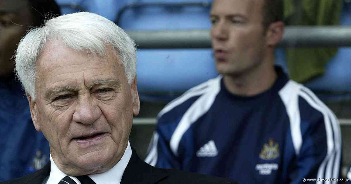 The 'simple' advice Sir Bobby Robson gave Alan Shearer to re-ignite his Newcastle United career