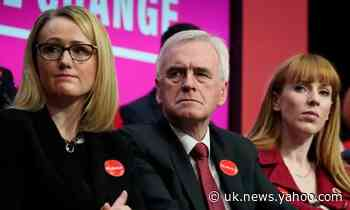 Labour leadership race begins as senior figures back Rebecca Long-Bailey