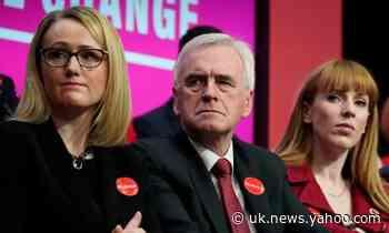 Labour leadership race begins as senior figures back Rebecca Long-Bailey