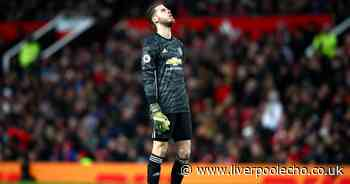 David de Gea sends cryptic message about Everton's controversial goal vs Manchester United