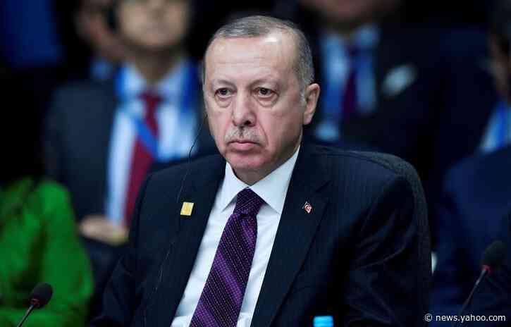 Turkey could close Incirlik air base in face of U.S. threats: Erdogan