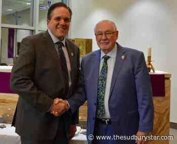 Chair, vice re-elected by Catholic board