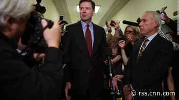 Comey says there was 'real sloppiness' in Carter Page FISA warrants