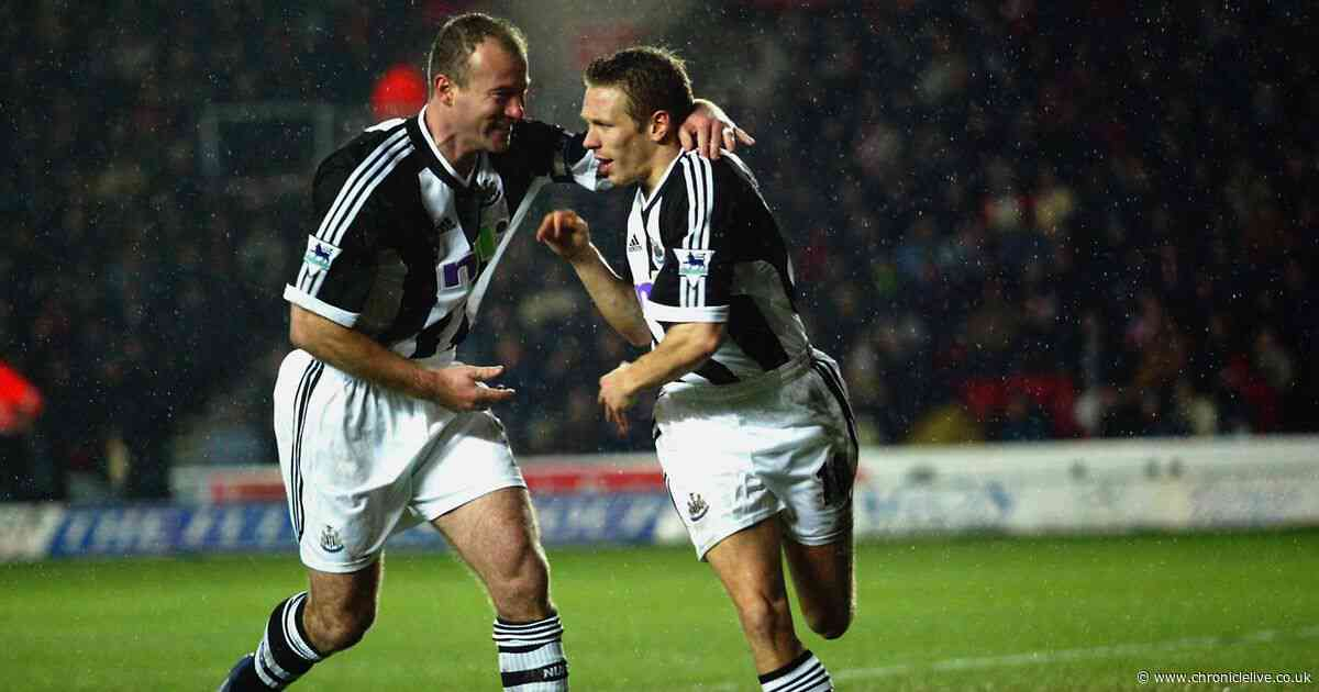 Craig Bellamy opens up on his relationship with Alan Shearer at Newcastle United