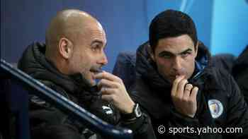 Guardiola doesn't rule out Arteta exit: 'If he wants a job we are open to talk'