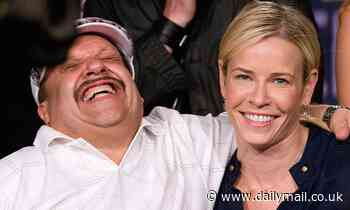 Chelsea Handler's late-night sidekick Chuy Bravo passes away 'suddenly' at the age of 63