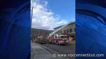 Gas Leak Closed Off Traffic in Collinsville
