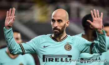 Fiorentina 1-1 Inter Milan: Borja Valero strikes but Antonio Conte's men concede late leveller