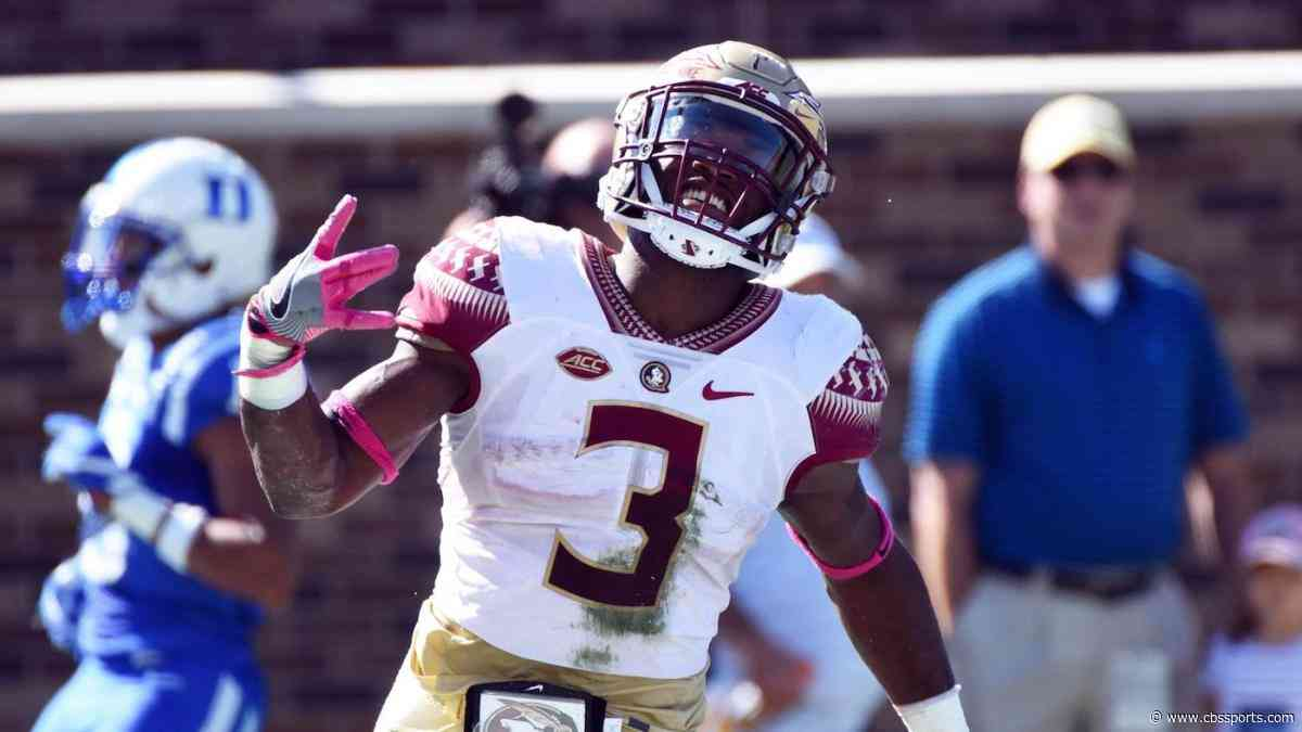 2020 NFL Draft declaration tracker: Cam Akers, Jaylon Johnson announce decisions