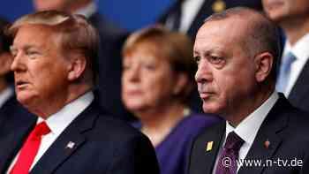 Bei Eintreten von Sanktionen: Erdogan könnte US-Stützpunkte schließen