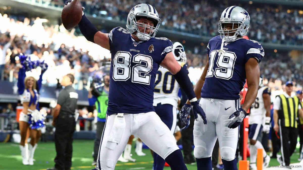 NFL Week 15 scores, highlights, updates, schedule: Jason Witten needs just one hand to grab TD