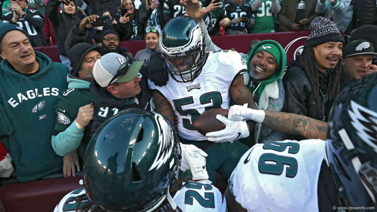 Eagles miraculously cover spread with last-second fumble return against Redskins