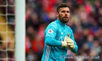 Ben Foster in save of the season as big-hearted Watford goalkeeper saves elderly fan