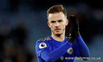 Keep calm and carry on! Leicester star James Maddison urges fans of old side Norwich to be patient