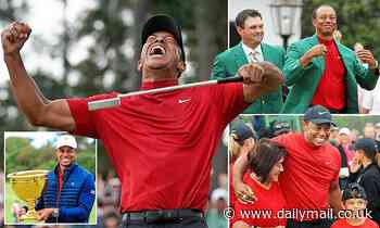 Tiger Woods' win at the Masters was the most remarkable story of redemption ever