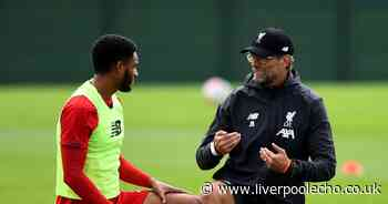 Jurgen Klopp admits Joe Gomez talks and explains why Liverpool play him on the right