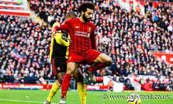 It won't be long until Salah is viewed as best Liverpool striker of Premier League era