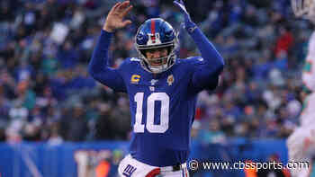 Eli Manning gets standing ovation from Giants fans, shares special moment in postgame presser