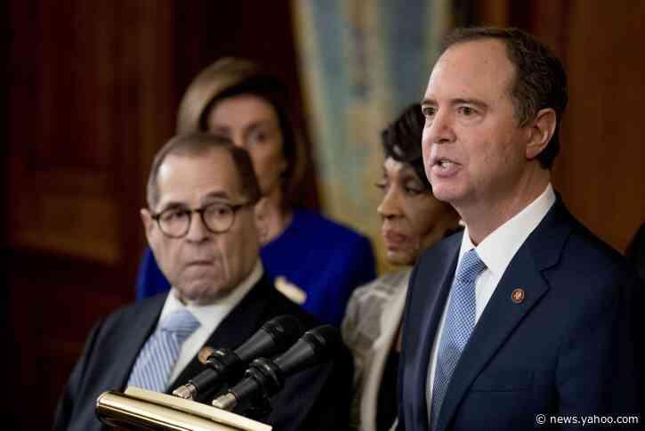 Washington bracing for impeachment as battle lines harden