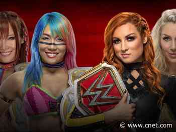 WWE TLC 2019: How to watch, start times, full match card and WWE Network     - CNET
