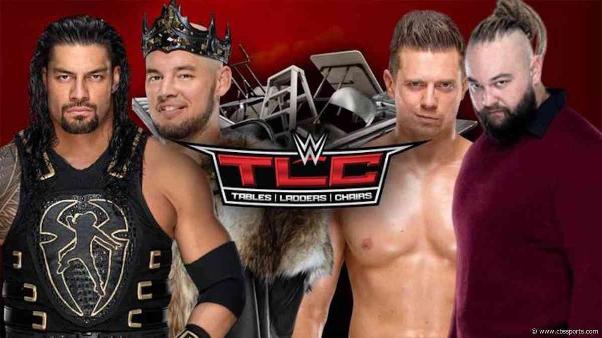 2019 WWE TLC results: Live updates, recap, grades, matches, card, start time, highlights
