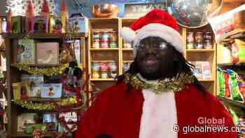 Toronto store offers more inclusive Santa Claus