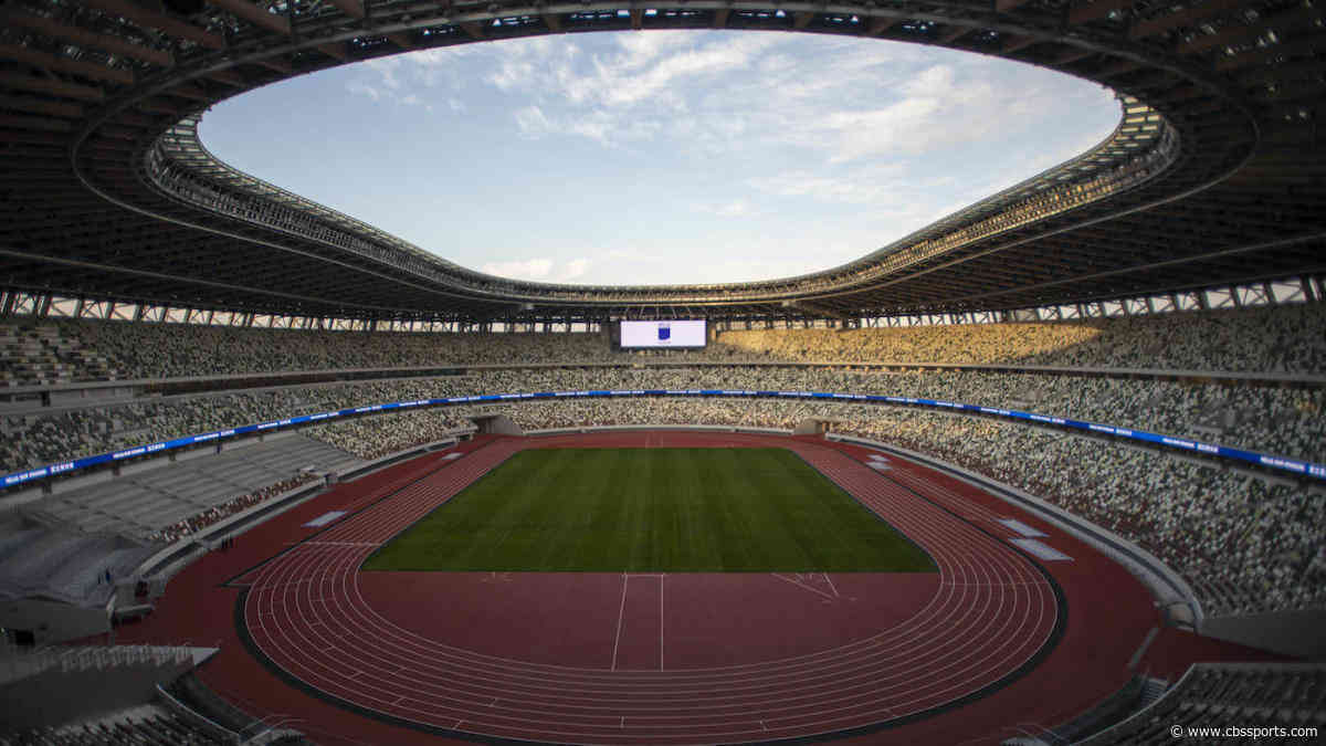 Japan unveils $1.43 billion Tokyo Olympic Stadium where 2020 Games will take place