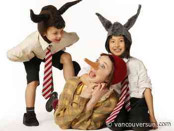 Theatre review: East Van Panto gets real with Pinocchio