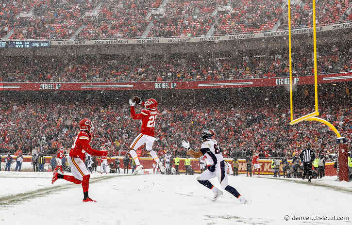 In Snowy Kansas City, Broncos Can't Get Past Chiefs, 23-3