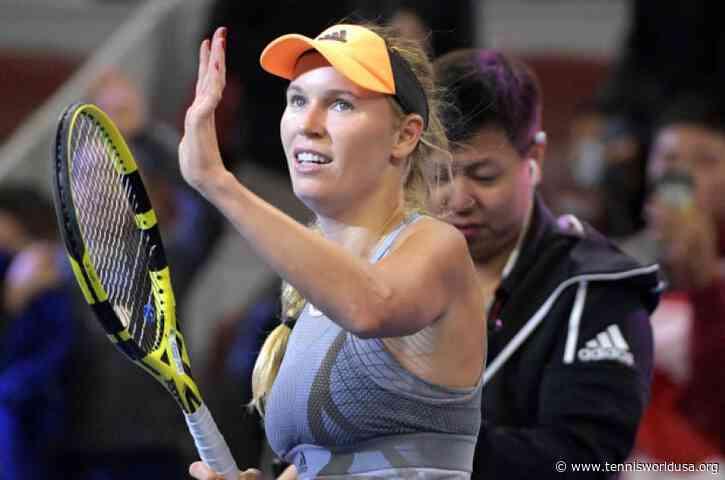 Branding Experts On Wozniacki's Post Retirement Opportunities