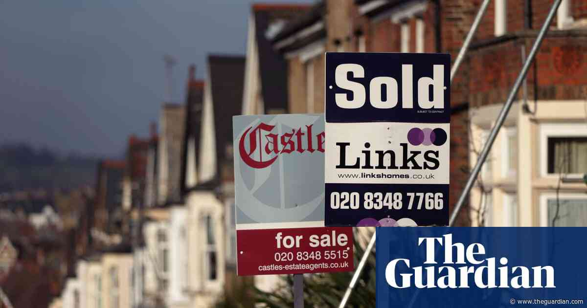House prices predicted to rise by 2% in UK – with the north leading the way