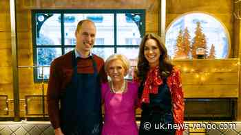 Mary Berry and William hail 'profound impact' of Diana's legacy