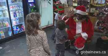 Toronto store offers more inclusive Santa Claus