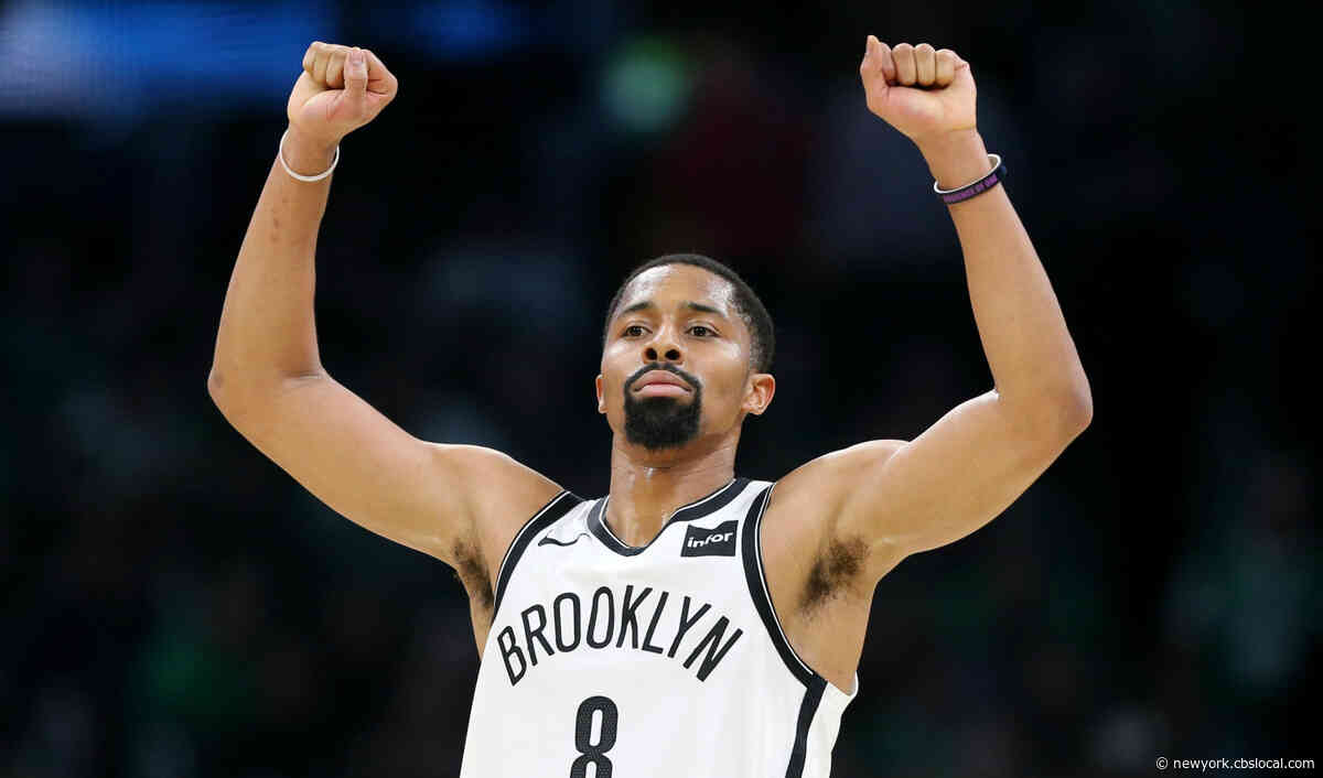 Dinwiddie Powers Nets To Big Win Over First-Place Sixers