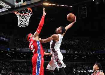 Nets 109, Sixers 89: Brooklyn Rolls Over Philadelphia For Bounce-Back Victory