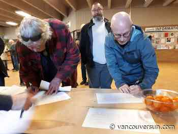 Fed-up Powell River residents hold town hall on high gas prices