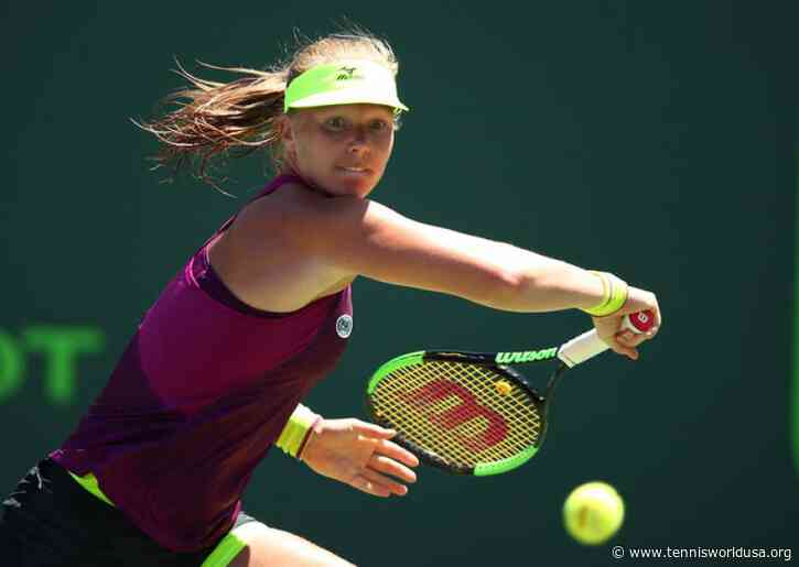 New Coach Believes Kiki Bertens Must Rely on Her own Strength