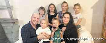 Un Noël sans papa pour six enfants