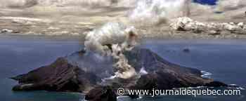 Minute de silence en Nouvelle-Zélande une semaine après l'éruption