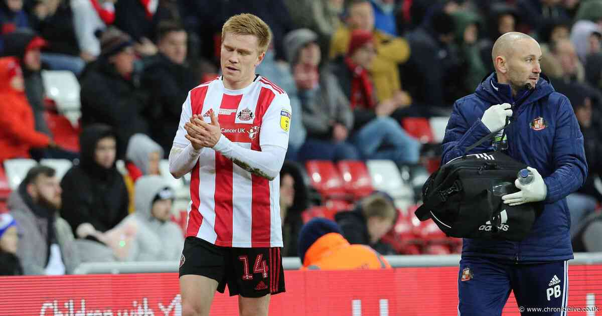 Sunderland's Duncan Watmore takes the positives from Blackpool draw, looking at the bigger picture