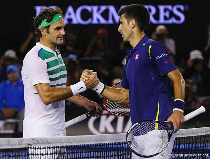 Roger Federer never understood Novak Djokovic's attitude, says insider