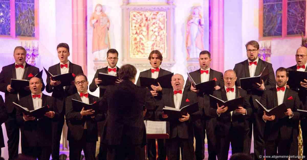 Weihnachtskonzert der Mainzer Hofsänger in der St. Stephan