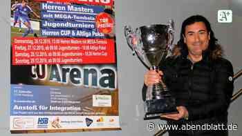Budenzauber: Vier Tage Fußball-Hallen-Masters in Neugraben